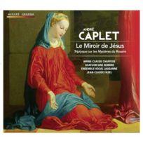 Mirare - André Caplet - Le miroir de Jésus Boitier cristal