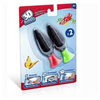 CANAL TOYS - Recharges 3D Maker - CT54005