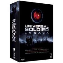 Dvd - Universal Soldier - La Saga
