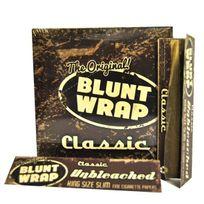Blunt Wrap Papier A Rouler - Boite De 25 Carnet De 33F Blunt Wrap Kss Classic