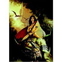 Editions Ricordi - Puzzle 500 pièces - Jose del Nido : Voyage en dragon