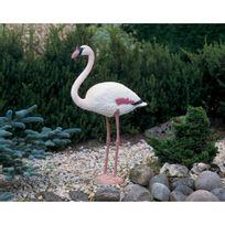 Ubbink - Flamant rose de décoration 90 cm