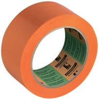 Barnier - Ruban Adhesif Pvc Type L'ORANGE - En Carton - Larg. mm:72 - Qté/carton:24 rlx