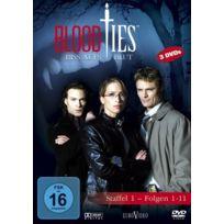 Euro Video - Blood Ties - Staffel 1 3 Dvds, 11 Folgen, IMPORT Allemand, IMPORT Coffret De 3 Dvd - Edition simple