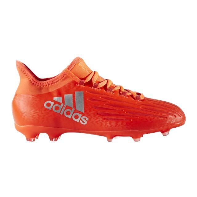 Adidas performance - adidas X16.1 Fg Rouge Junior