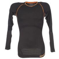0253005683 Damart Sport - Sous vêtements thermiques chaud Activ body 3 nr homme Noir  16414