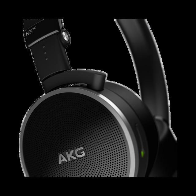 AKG - Casque supra-auriculaire à réduction de bruit active - N60NC