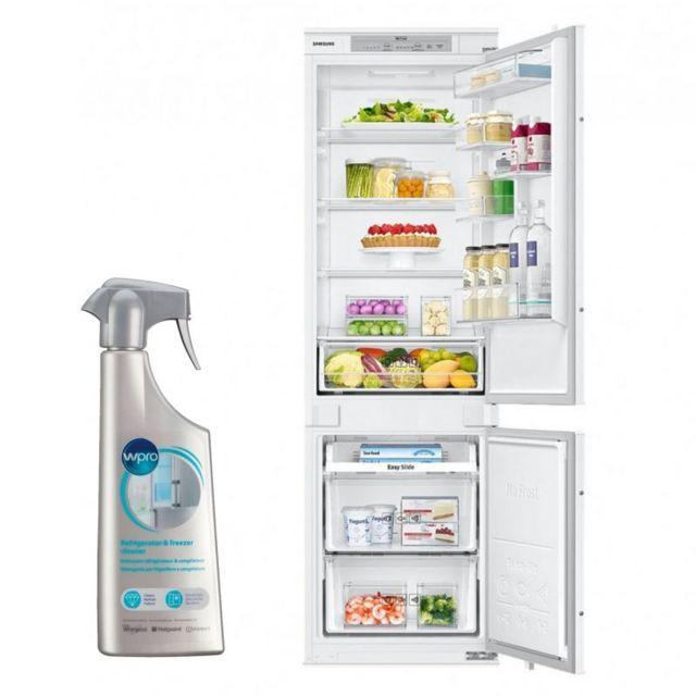 samsung r frig rateur frigo combin int grable 268l a. Black Bedroom Furniture Sets. Home Design Ideas