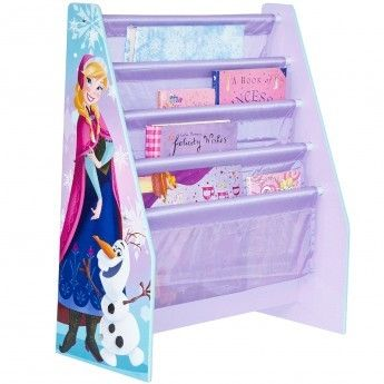 Princess Bibliothèque Reine des Neiges Disney