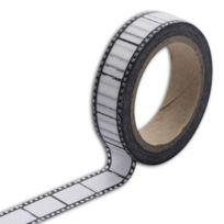 Autre - Masking tape négatif photo