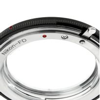 Oting - Bague d'adaptation Canon Fd – Nikon