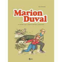 Bd Kids - Marion Duval ; Integrale Vol.2 ; Un Croco Dans La Loire ; Tempête Sur Saint-Roch ; Train D'Enfer