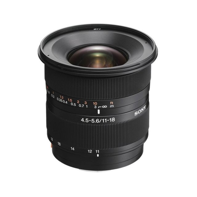 Sony Objectif Sal Dt 11-18 mm f/4,5-5,6