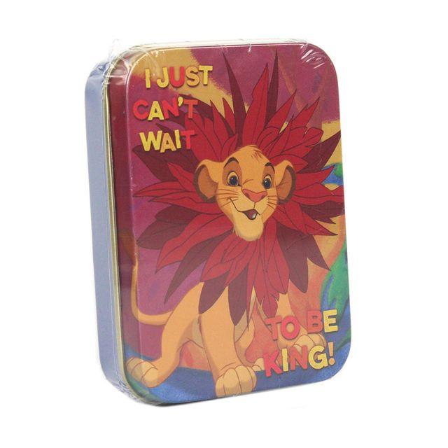 Kas Design Petite Boîte Collector Le Roi Lion Simba Disney