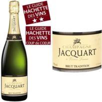Jacquart - Champagne Brut Tradition x1