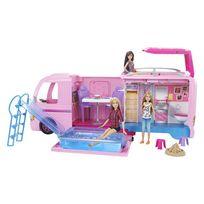 Mattel - Barbie - Barbie Camping Car transformable