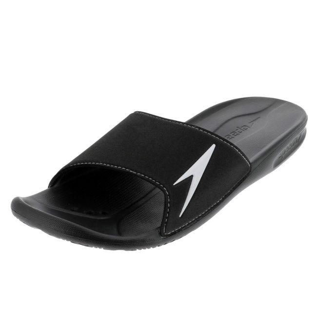 chaussures élégantes premier taux liquidation à chaud Speedo - Claquettes mules Atami 2 max noir/blc Noir 60226 ...