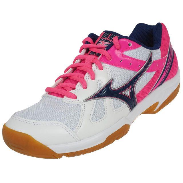 Salle En Mizuno Blanc Speed Sport Indoor Chaussures Cyclone rn7pP7xtw