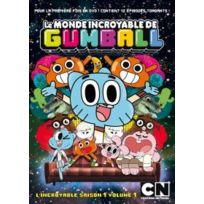 Cartoon Network - Le Monde incroyable de Gumball - Saison 1 volume 1