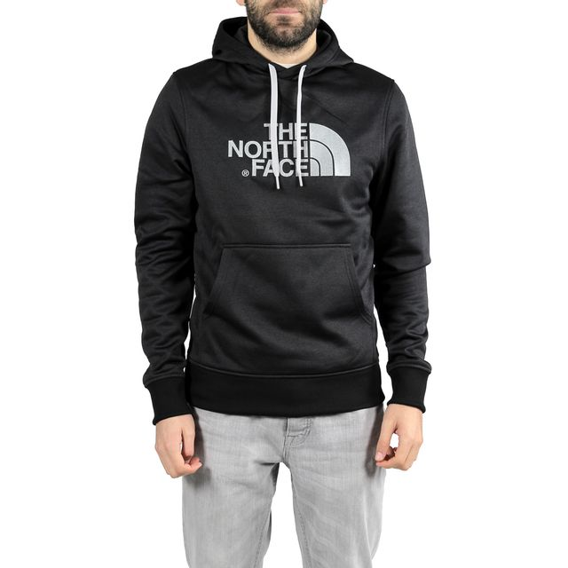 a4f34585e0d5c The north face - Sweat-shirt à capuche Mc Drew Peak Hoodie Noir - pas cher  Achat   Vente Sweat homme - RueDuCommerce