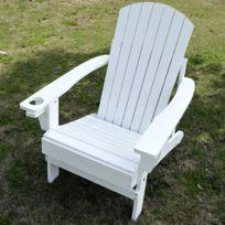 chaise longue bois - achat chaise longue bois pas cher - rue du ... - Chaise Longue Jardin Bois