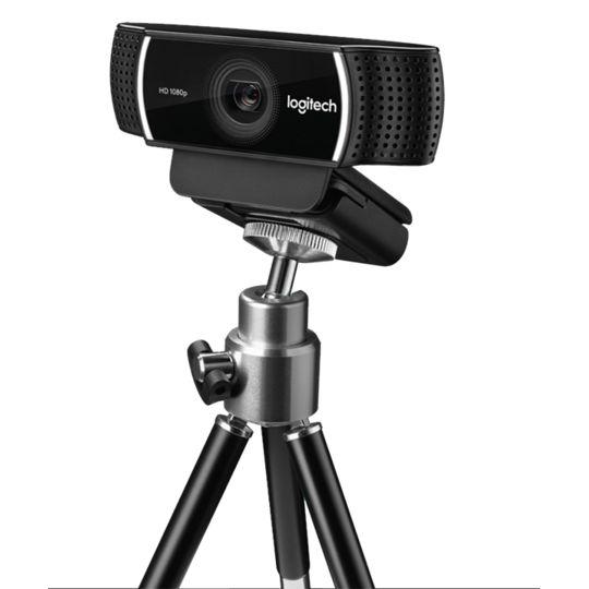 Logitech® C922 Pro Stream Webcam
