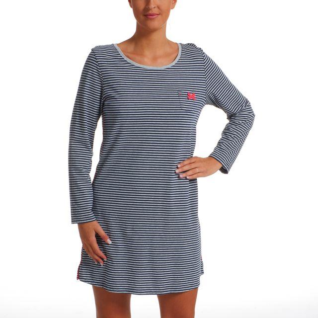 9ba80ebbccaee TEX - Liquette de nuit marin - pas cher Achat / Vente Chemises de ...