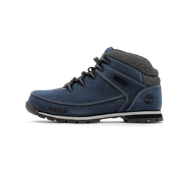 Timberland - Boots Euro Sprint hiker Bleu - 43 1/2