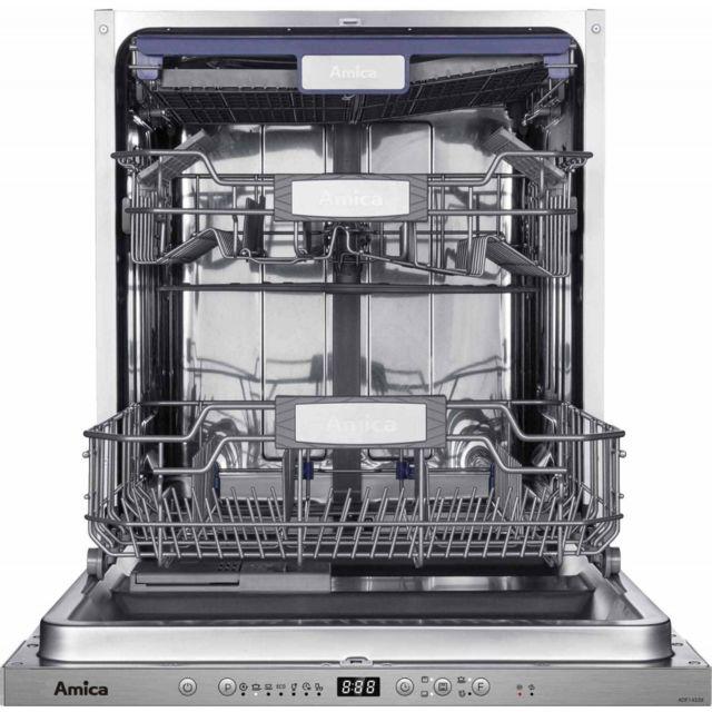 Amica Lave-vaisselle Tout Intégré 60 Cm Adf1423x