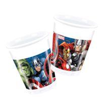 Ciao - Gobelets Avengers Power x8