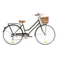 Reid - Vélo Classic 7 vitesses noir femme
