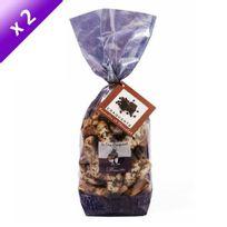Le Pere Craquant - Craquants aux amandes et chocolat 2x200g