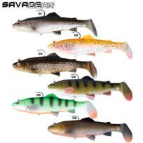 Savage Gear - Leurre Souple 3D Trout Rattle Shad 17CM