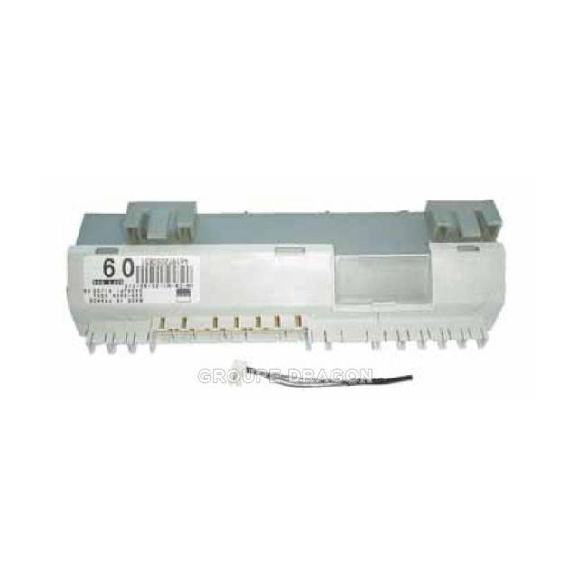 Whirlpool Module de controle 340jp1 pour lave vaisselle Pièce d'origine constructeur