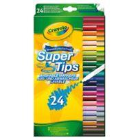 Vivid - Crayola - Boite de 24 feutres