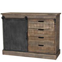 meuble haut cuisine porte coulissante - Achat meuble haut cuisine ...