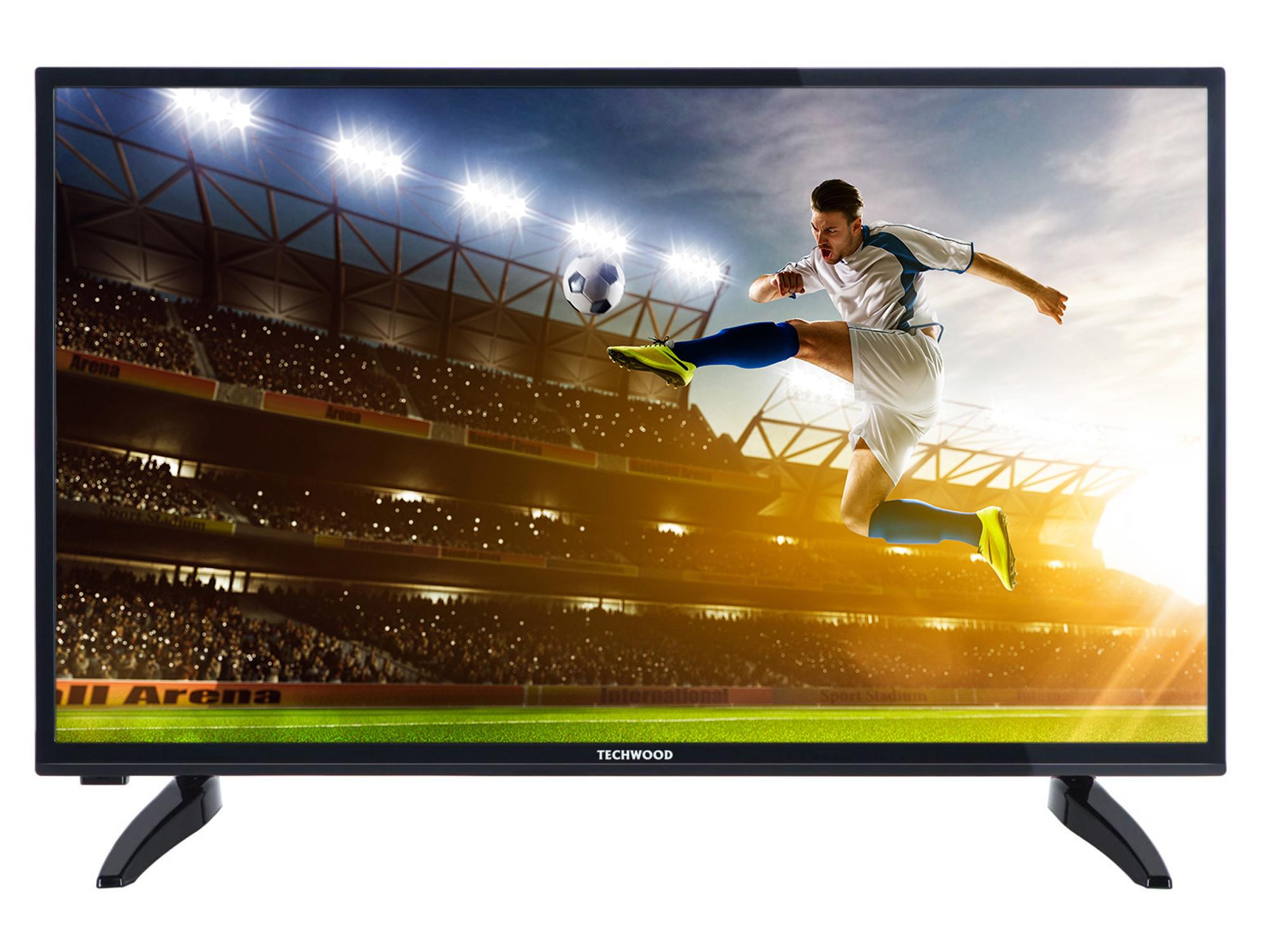 TV LED 32'' 81 cm TK32DHD30016 + Chromecast TV