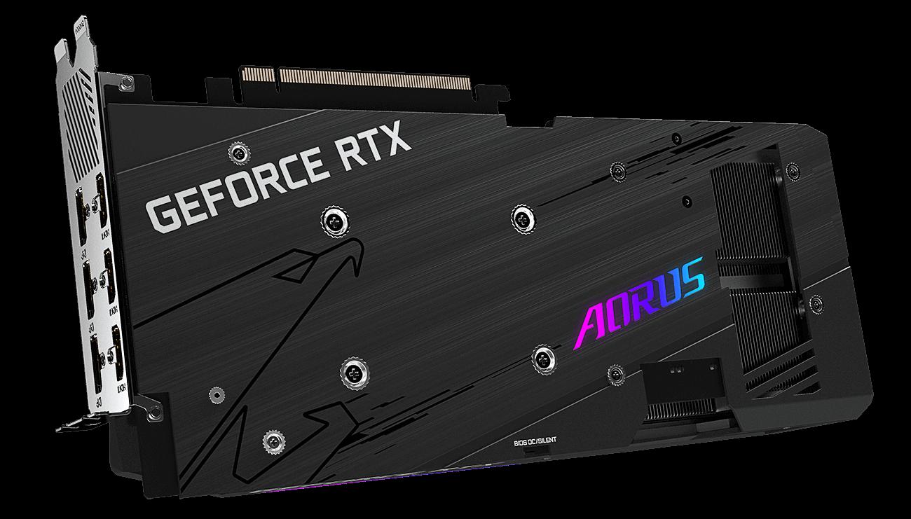GeForce RTX 3060 Ti AORUS - Triple Fan - 8Go