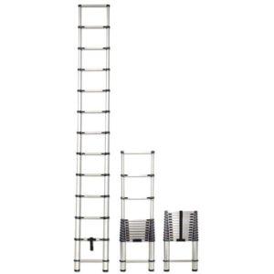 Oc pro echelle telescopique en aluminium m tres - Echelle telescopique pas cher ...