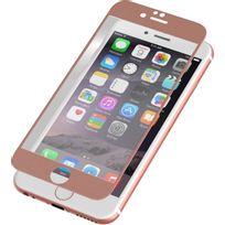 Zagg - Protection écran pour Apple iPhone 6s Plus or rose