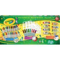 Crayola - Boîte de 60 feutres - 58-1301-E-000