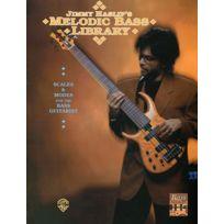 Alfred Music - Méthodes Et Pédagogie Alfred Publishing Haslip Jimmy - Melodic Bass Library - Bass Guitar Guitare Basse