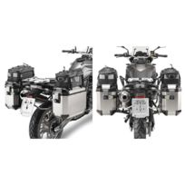 Givi - Support valises Monokey Cam-side PL5103CAM, Bmw F650/F700/F800GS