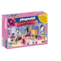 """Playmobil - Calendrier de l'Avent """"loge d'artiste"""" - 6626"""