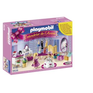 playmobil calendrier de l 39 avent loge d 39 artiste 6626. Black Bedroom Furniture Sets. Home Design Ideas