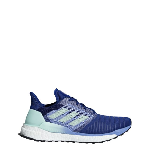bleu Adidas Boost marinevert femme Solar Chaussures fybv6gY7