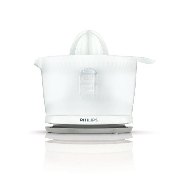 Philips Presse agrumes Compact 0,5L - 25W Blanc Hr2738-00