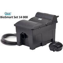 Oase - Biosmart Set 14000 - Filtre gravitaire de bassin d'extérieur