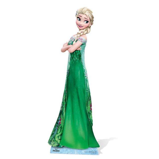 Bebe Gavroche Figurine en carton Elsa La Reine des Neiges Disney