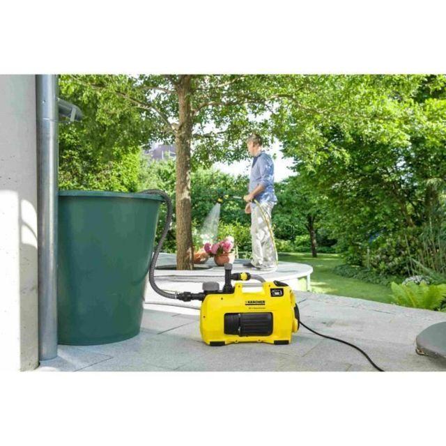 POMPE ARROSAGE - POMPE D'EVACUATION - ARROSAGE INTEGRE Pompe de surface automatique BP 3 Home & Garden - 4 bars - 800 W